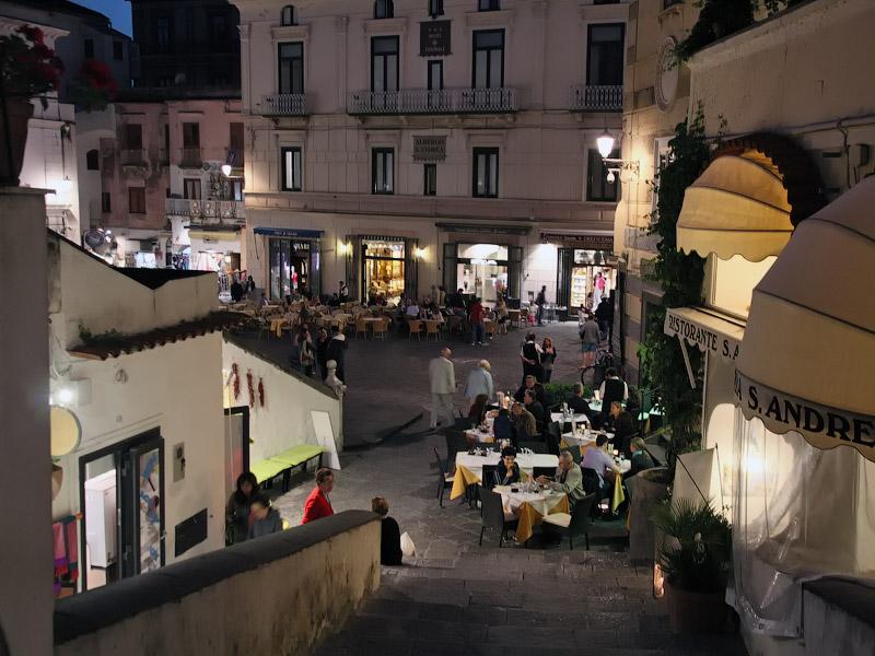 Италия глазами очевидцев амальфи 2013